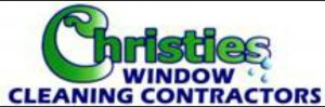 Christies window cleaner logo